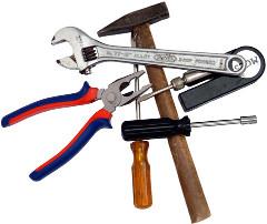 Измерительный инструмент, шлифовальные камни, режущий инструмент, слесарный, столярный, малярный, для микроэлектроники, для ювелирного дела, для ремонта часов, обуви и мобильных телефонов, паяльные принадлежности