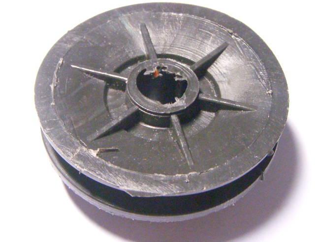 Шкив электродвигателя круглой стиральной машины Рига