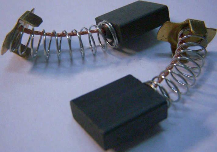 Щетки 6*16*17 коллектора цепной электропилы