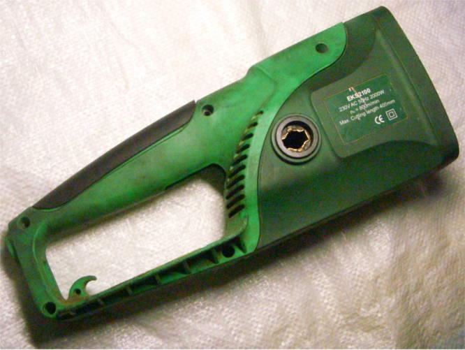 Корпус цепной электропилы Craft-Tec EKS2100