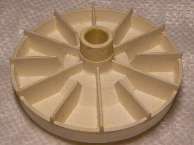 Вентилятор привода электросоковыжималки Росинка 106
