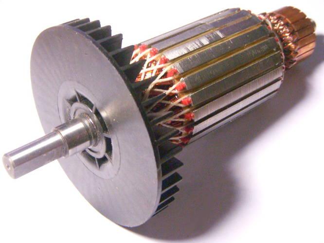 Якорь цепной электроопилы Gardener KS-1600