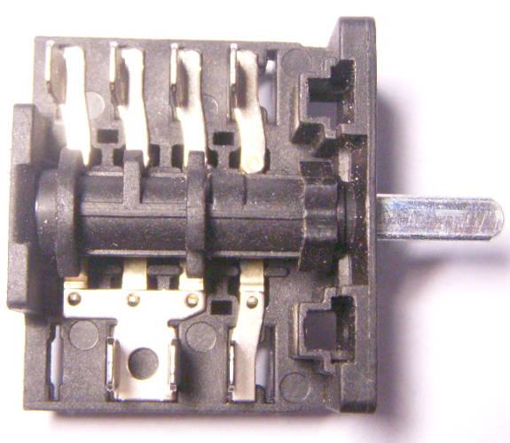 6-ти позиционный переключатель электроплиты LUXELL