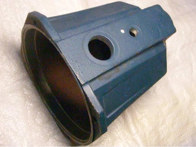 Чугунный корпус 185 мм для двигателя гидрофора