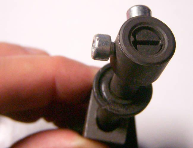 Круглый шток электролобзика Craft-tec PXGS222 750 Вт