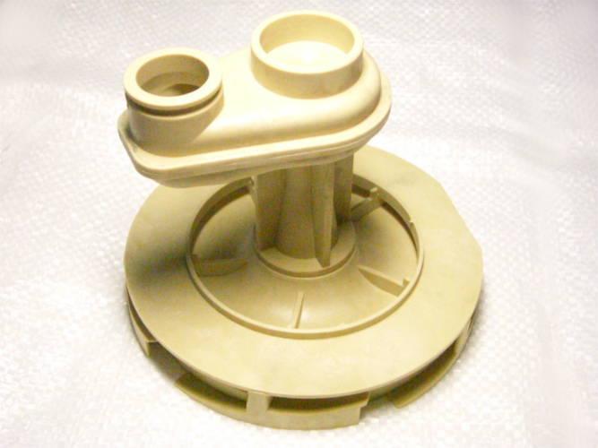 Оригинальный диффузор с трубкой Вентури для станции Насосы+ оборудование JSWm1B, SPRUT JSP 100A под колесо 120 мм и всосом 33 мм