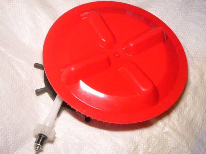 Полный ремкомплект активатора стиральной машины Харкивянка